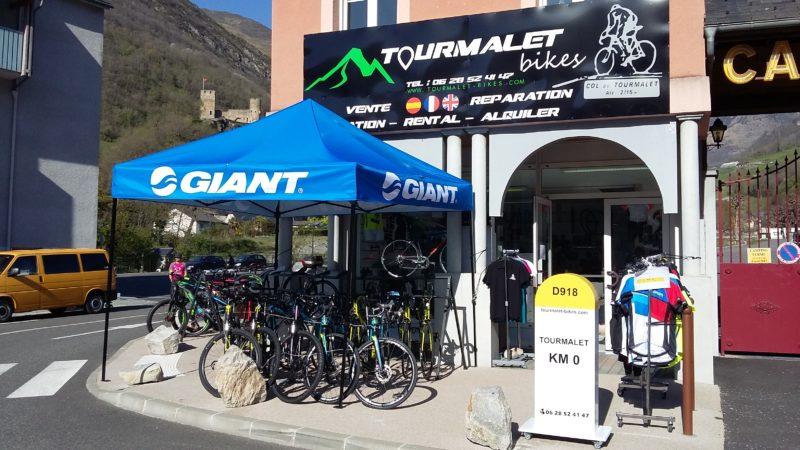 Tourmalet bikes locations de vélo pyrénées