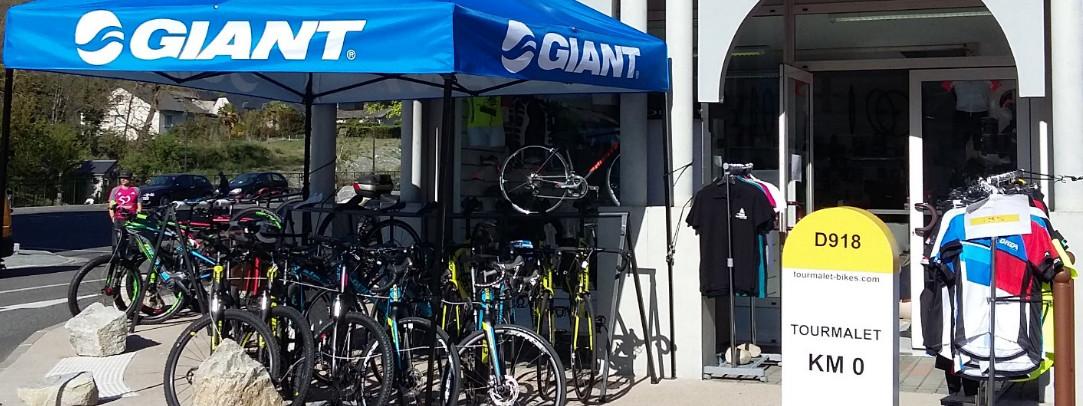 bike shop luz saint sauveur