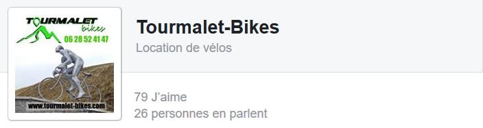 Tourmalet Bikes Facebook