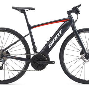 vélo noir GIANT Fastroad